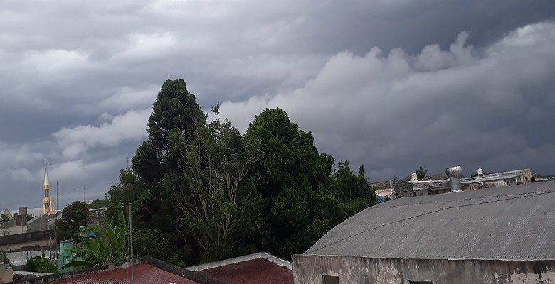tormenta lluvia
